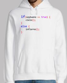Programación - Cielo-Infierno (Blanco)