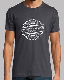 programmeur vintage