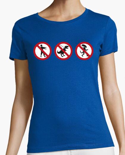 Camiseta Prohibido