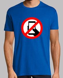 Prohibido el móvil