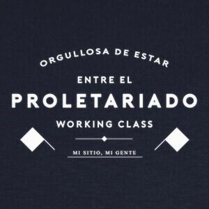 Camisetas Proletariado (Chica)