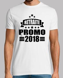 promoción jubilada 2018