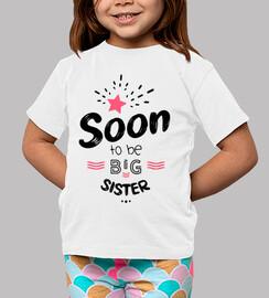 pronto para ser hermana mayor