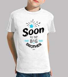 pronto será hermano mayor
