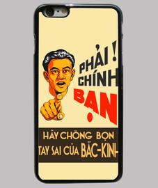 Propaganda Vietnamita. Esbirros