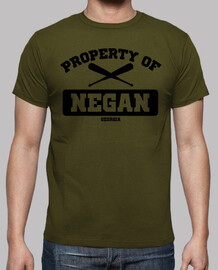 Property of Negan. TWD