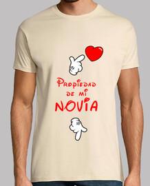 PROPIEDAD DE MI NOVIA