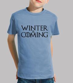 propio niño invierno está llegando - juego de tronos