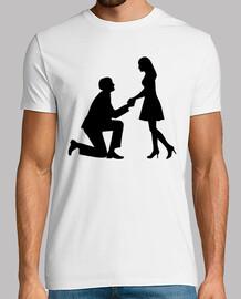 proposition de mariage de mariage