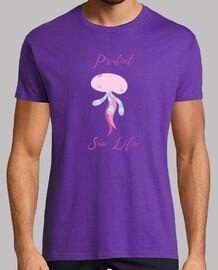 proteger la vida marina - medusas