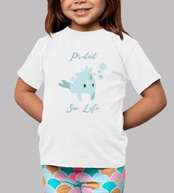 protéger la vie marine - poisson-globe