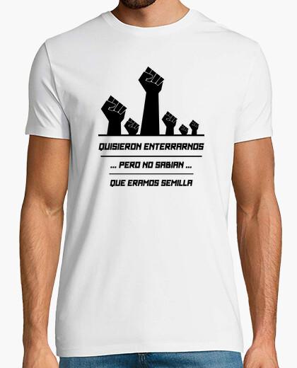 Camiseta Proverbio mexicano
