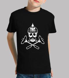 Prussian Jolly Roger - kid