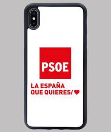 PSOE LA ESPAÑA QUE QUIERES