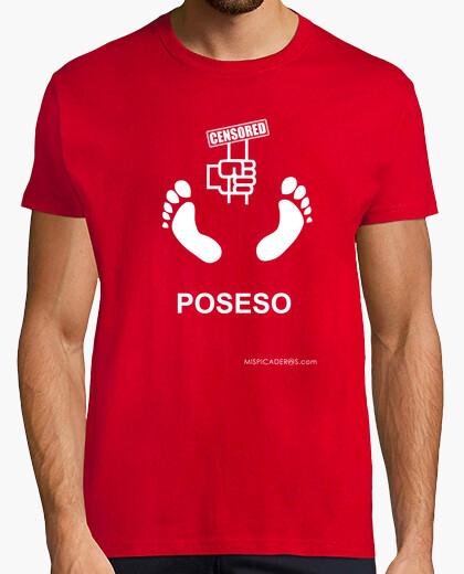 Camiseta Psoe poseso