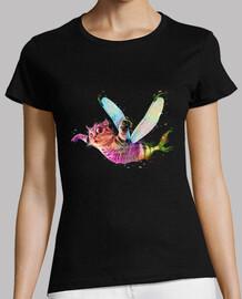 Psychedelic flying catfish