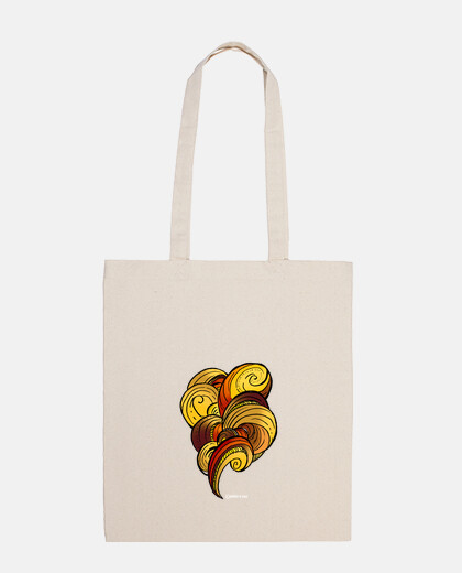 psychedelic shoulder bag
