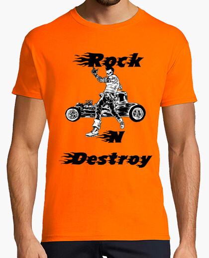 Camiseta psycho gamberro anna design