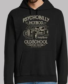 Psychobilly Hot Rod