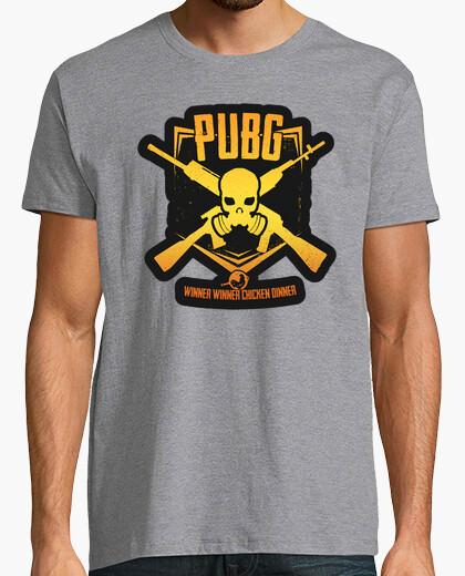Camiseta PUBG