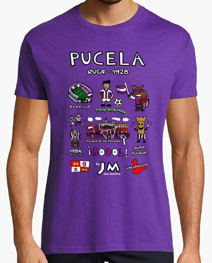 Camiseta Pucela Dibujos - Jesu Medina