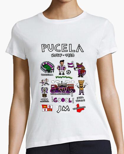 Pucela drawings - jesu medina t-shirt