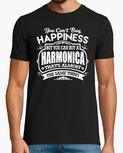 Camiseta puedes comprar una armónica