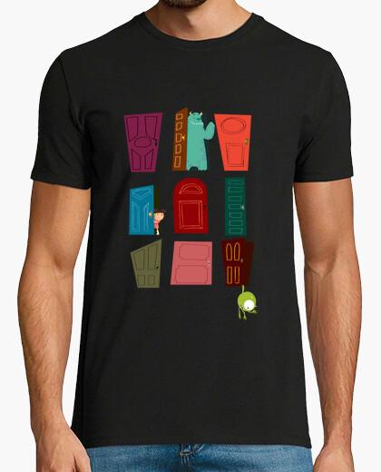 Camiseta PUERTAS