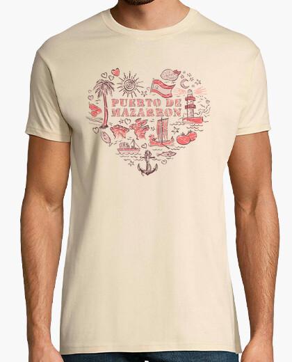 Camiseta Puerto de Mazarrón´s Heart