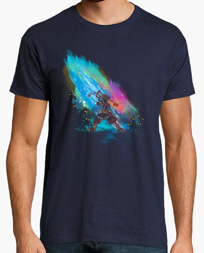 Camiseta puesta de sol en el reino