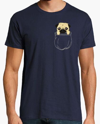 Camiseta Pug Carlino