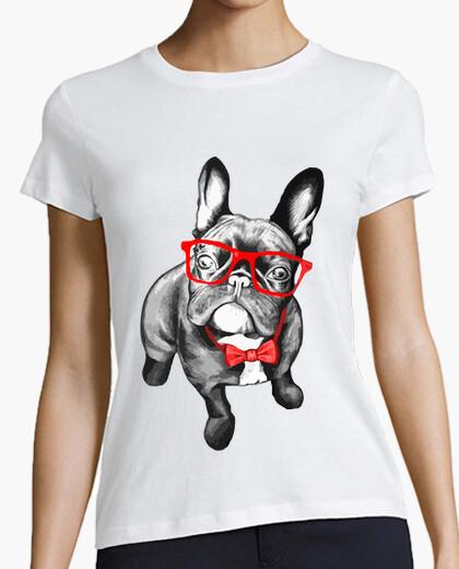 Camiseta Pug Frances
