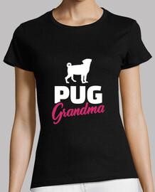 Pug Grandma