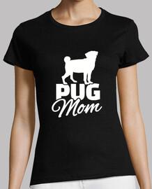Pug Mom