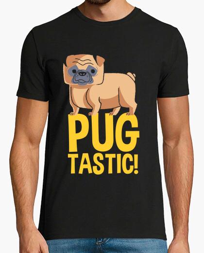 T-shirt pug tastic!