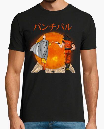 T-shirt pugno amici