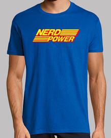 puissance de nerd