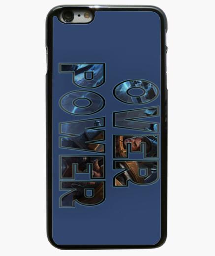 Coque Iphone 6 Plus / 6S Plus puissance...
