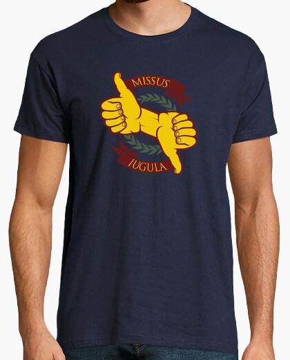 Camiseta Pulgares romanos MISSUS IUGULA