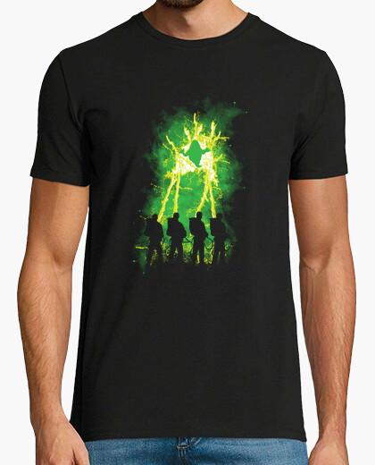 T-shirt pulizia della città
