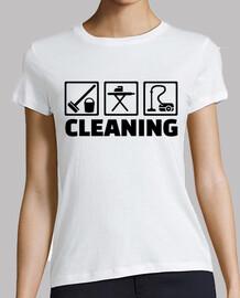 pulizia di pulizia