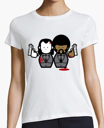 T-shirt pulp di fantascienza 2