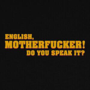 Camisetas Pulp English
