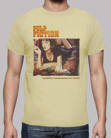pulp fiction-Uma Thurman