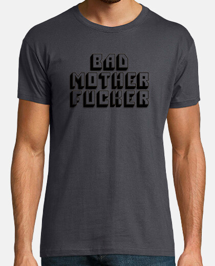 Camisetas Pulp fiction - Bad Motherfucker
