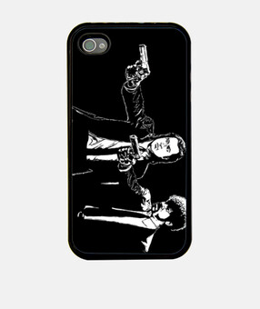 Pulp Fiction cine Fundas IPhone
