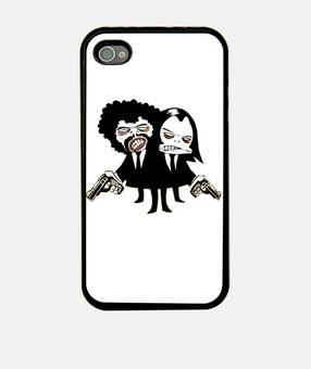 Pulp Fiction cine parodia Fundas IPhone