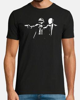 Pulp Fiction Daft Punk friki cine