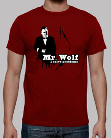 Pulp fiction: mr. wolf