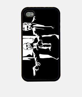 Pulp Fiction Real Madrid Funda